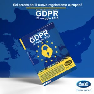 GDPR FACILE PRIVACY PUNTOCONTABILE BUFFETTI