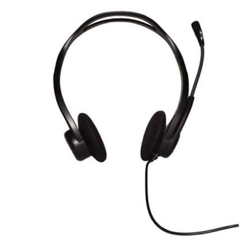 CUFFIA+MICROFONO-LOGITECH-OEM-PC-HEADSET-960-USB