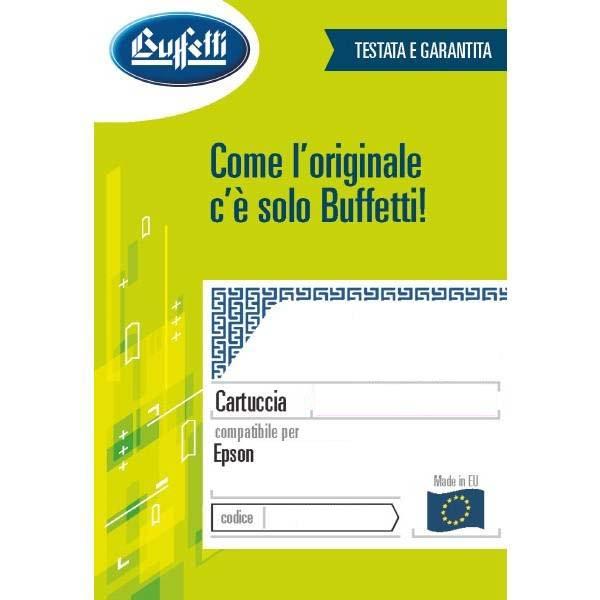 COMPATIBILE EPSON T080 GIALLOCOMPATIBILE C13T080440 - 855