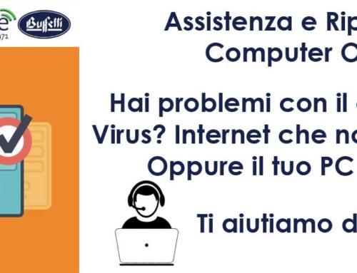 Assistenza e Riparazioni Computer Online