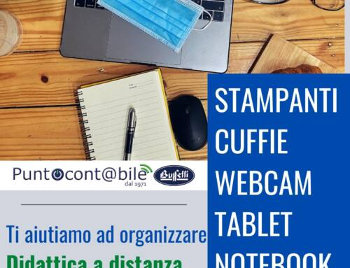 Didattica a distanza e Smart Working