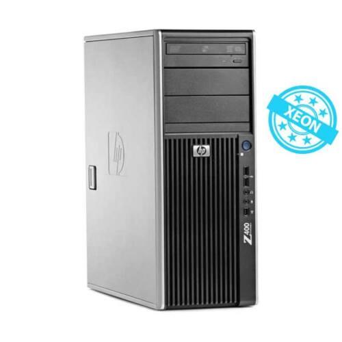 PC DESKTOP WORKSTATION HP Z400 RICONDIZIONATO